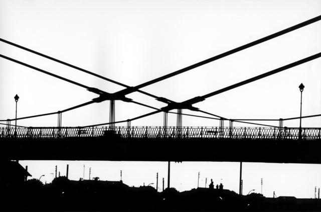 , 'Travée centrale, Pont de Vitry,' 1967, HackelBury Fine Art
