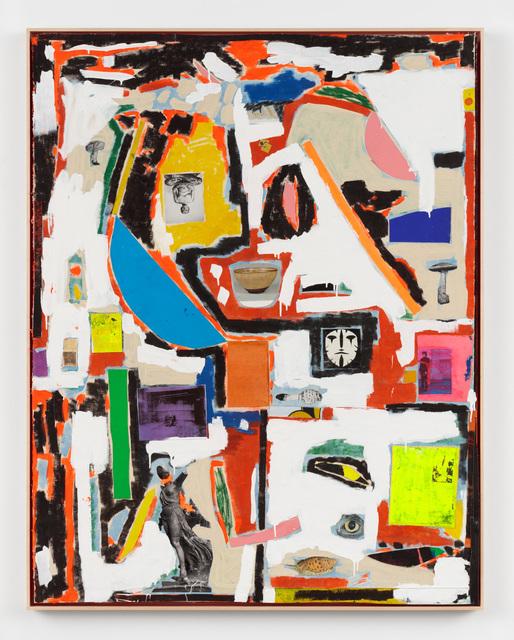 , 'Worlding II,' 2018, Rachel Uffner Gallery