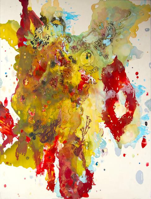 , 'Gesture of Apparent Movement,' 2018, Deborah Colton Gallery