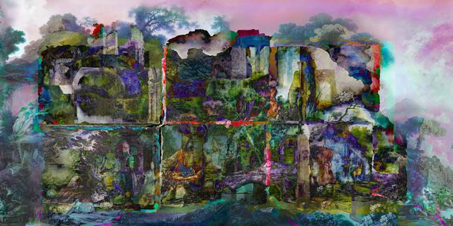 , 'The Green Ruin,' 2019, Cecilia Hillström Gallery