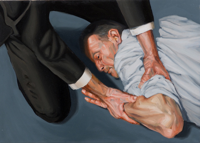 , 'Recovery Position,' 2018, KIRK Gallery