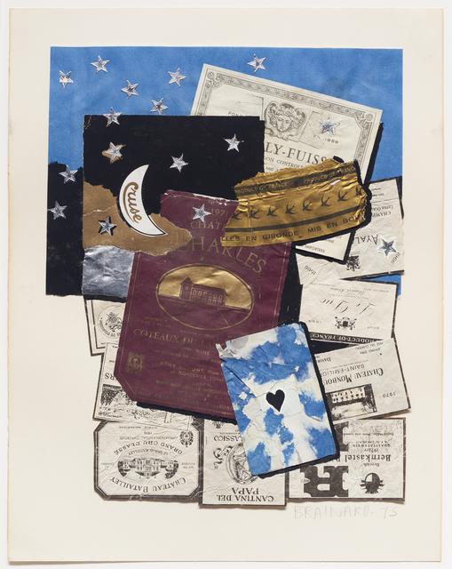 Joe Brainard, 'Untitled (Château Charles)', 1975, DICKINSON