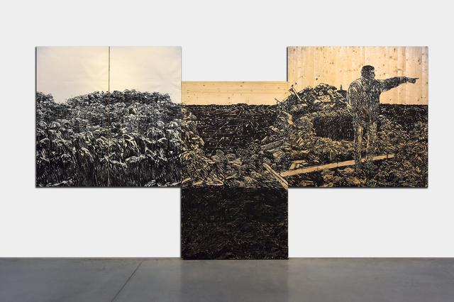 , 'Chronicle,' 2016, Zemack Contemporary Art