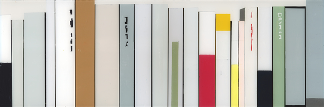 , 'Bookcase 10,' 2014, Margaret Thatcher Projects