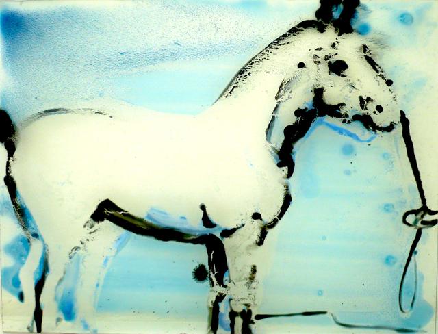 , 'Horse (Blue),' 2015, Arusha Gallery