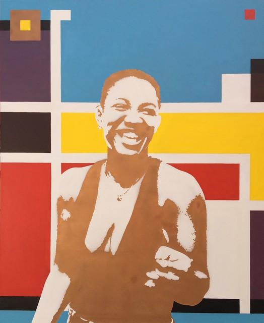 RICARDO KAPUKA, 'Girl from Luanda', 2019, WORLDART