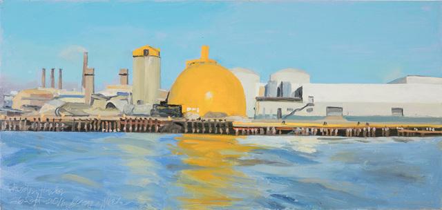 George Nick, 'Boston Harbor 26 Sept 2016', 2016, Gallery NAGA