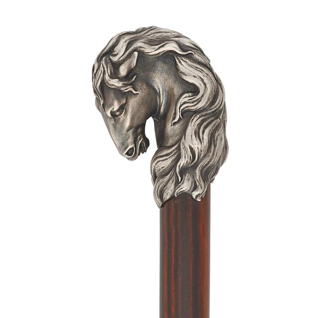 Buccellati, 'Buccellati Sterling Silver Topped Cane', 20th c., Design/Decorative Art, Rago/Wright