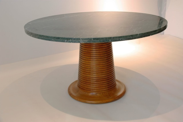, 'Extendable dining table,' ca. 1950, Gallery Anne Autegarden