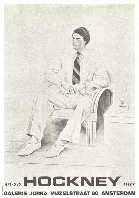 David Hockney, 'Joe MacDonald', 1977, ArtWise
