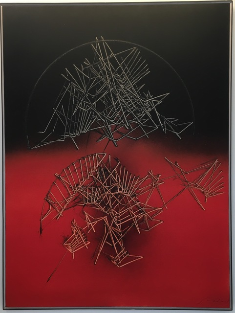 , 'Tramatura,' 1983, Alon Zakaim Fine Art