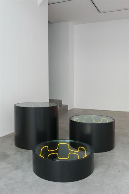 , 'Podium,' 2018, Templon