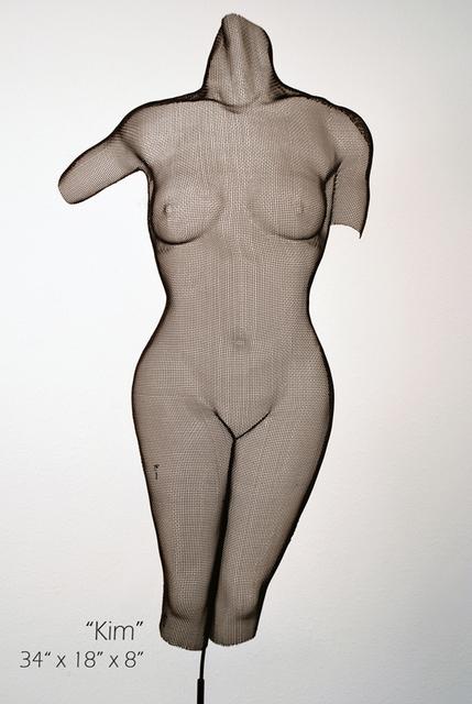 , 'Kim,' 2017, Eden Fine Art