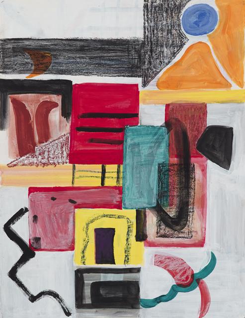 , 'Untitled (#15),' , Tibor de Nagy