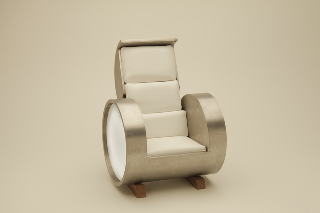 , 'Cloche Sofa stainles steel 3 opening model,' 2013, Galleria Ca' d'Oro