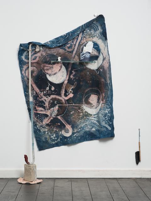 , 'Batik Furniture / In Practice,' 2013, Grimmuseum