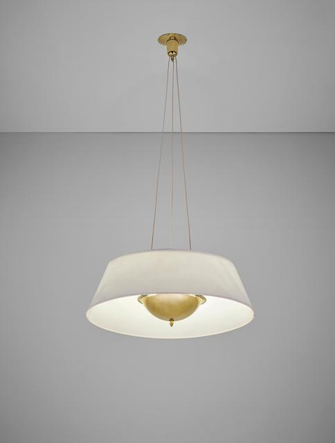 Gino Sarfatti, 'Ceiling light, model no. 2027', 1938-1942, Phillips