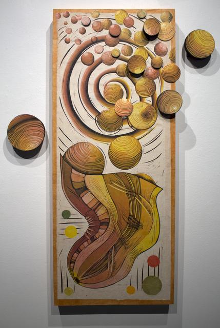 , 'The Motion of Marbles,' 2018, Jen Mauldin Gallery