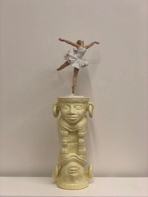 , 'Tunjos y Porcelanas,' 2016, PROXYCO