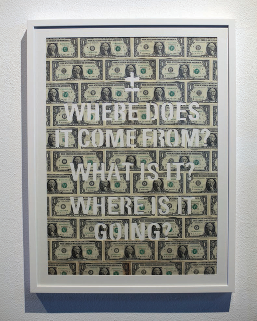 , 'Philosophical Nothing No. 3,' 2013, Underdogs Gallery