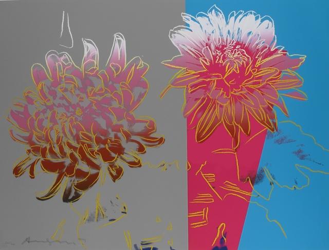 , 'Kiku, II.308,' 1983, Hamilton-Selway Fine Art