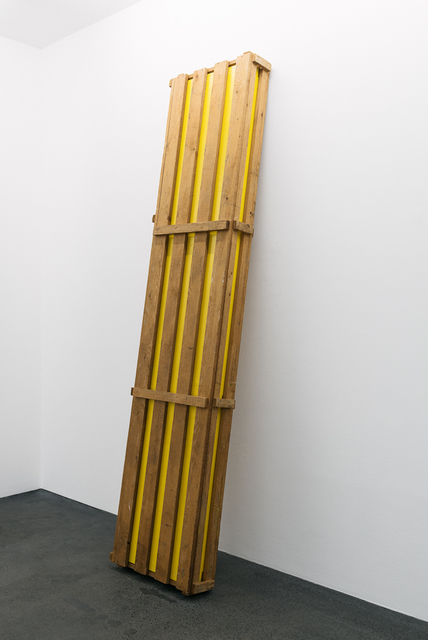 , 'Crate Piece,' 1969, Häusler Contemporary