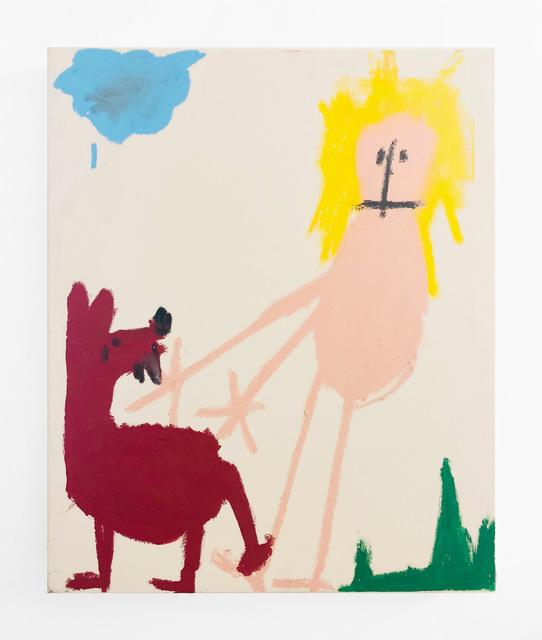 , 'Hunderot,' 2018, A3 Arndt Art Agency