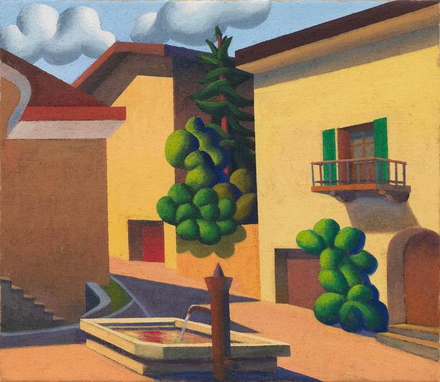 , 'Zuoz, Somvih,' 2011, Galerie Andrea Caratsch