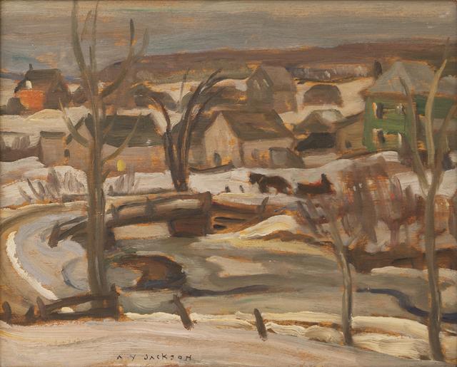 , 'Masham, Québec,' 0, Canadian Fine Arts