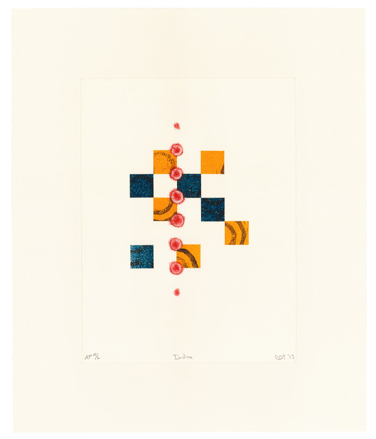 , 'Indrah,' 2013, Universal Limited Art Editions