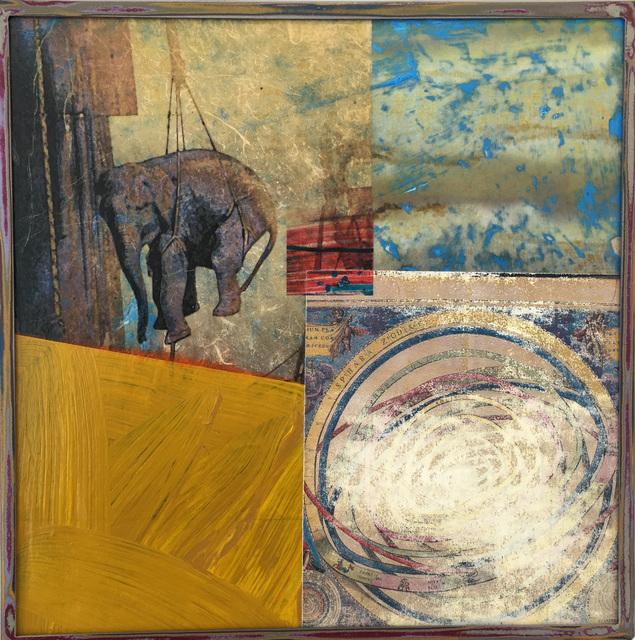 , 'When elephants can't waltz,' 2012, Sue Greenwood Fine Art