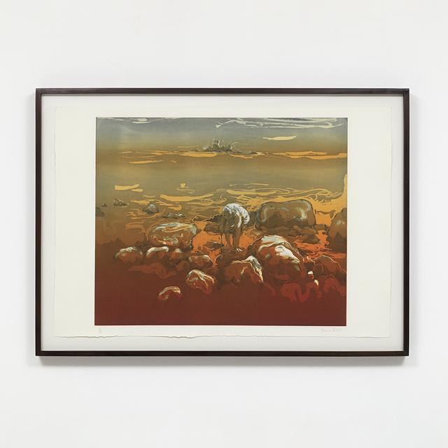 , 'A Ilha,' 2018, Carbono Galeria
