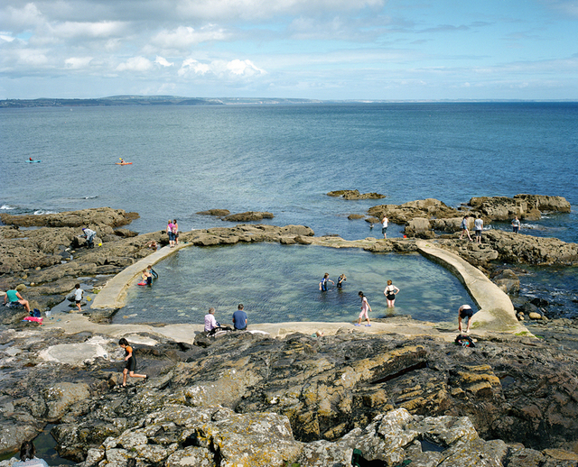 , 'Mousehole Tidal Pool, Cornwall,' 2017, Field Editions
