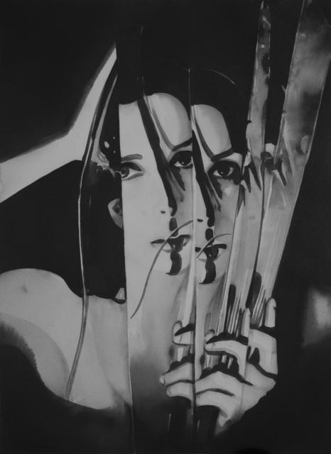 Radenko Milak, 'Carolee Schneemann (from the series Female Heroes)', 2019, Christine König Galerie