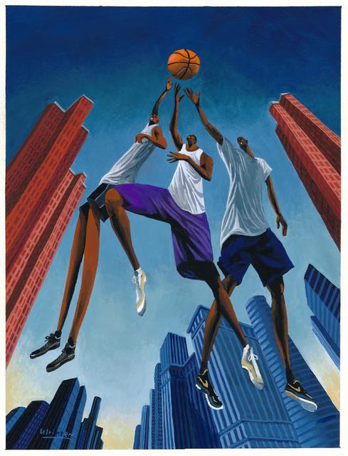 , 'City Ball,' 2015, Modernism Inc.