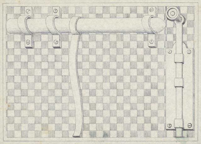 , 'Cerraduras (Padlocks) (b),' 1970, Barbara Thumm