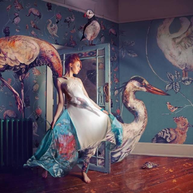 Miss Aniela, 'Migration Season', The Directed Art Modern