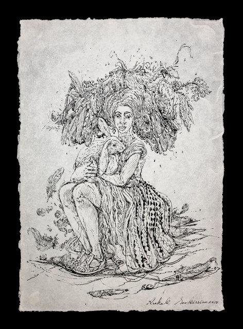 , 'Mythology 7,' 2016, Albemarle Gallery | Pontone Gallery