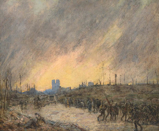 , 'The Menin Gate - October Evening '17,' 1917, Darnley Fine Art