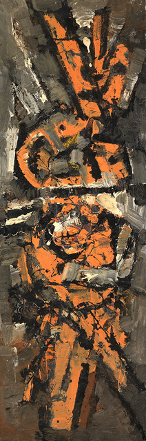 , 'Tribute to Carbon Atom,' 1958, Whitford Fine Art