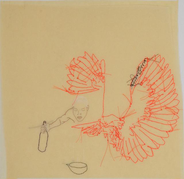 Wura-Natasha Ogunji, 'Untitled (owl)', 2007/2018, Fridman Gallery