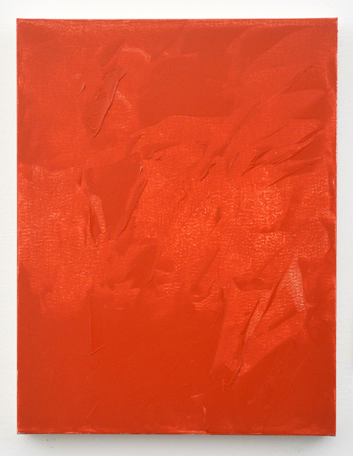 , 'Soft Red (for Tomoharu Murakami),' 2018, Minus Space