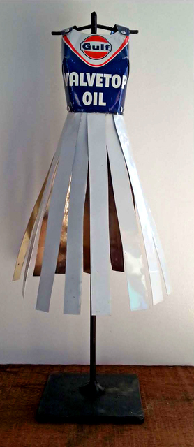Donna McCullough, 'Mini Team Gulf Valvetop', Zenith Gallery