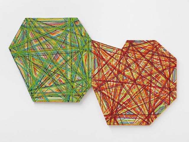 , 'Untitled,' 2001-2002, Lehmann Maupin