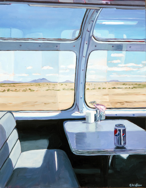 , 'View from Silver Splendor ,' 2014, Hespe Gallery