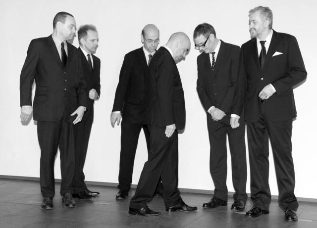 , 'The Viennese minimum compromise,' 2015, Christine König Galerie