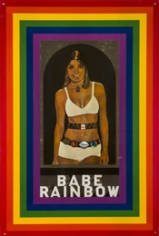 Peter Blake, 'Babe Rainbow,' 1968, Forum Auctions: Editions and Works on Paper (March 2017)