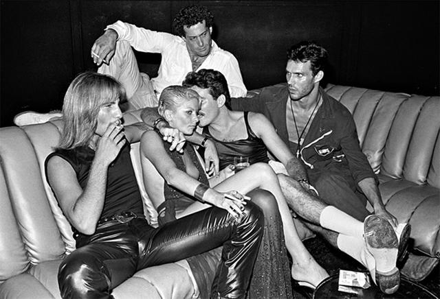 , 'Studio 54 Couch,' 1979, Dennis Dawson
