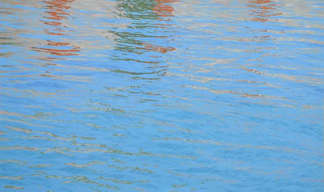 , 'Water Blue,' 2014, Gallery H.A.N.