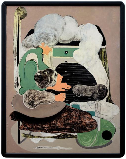 Alex Feuerstein, 'untitled', 2016, galerie burster